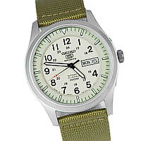 Часы Seiko 5 Military SNZG07J1 Automatic 7S36, фото 1