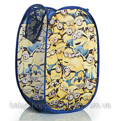 Корзина для хранения игрушек Миньоны Disney (Sun City), MOA402212