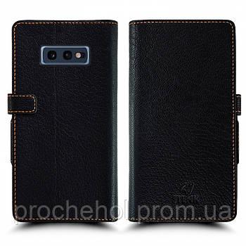 Чехол книжка Stenk Wallet для Samsung Galaxy S10e Чёрный
