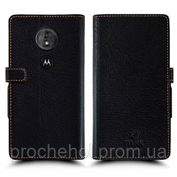 Чехол книжка Stenk Wallet для Motorola Moto G6 Play Чёрный