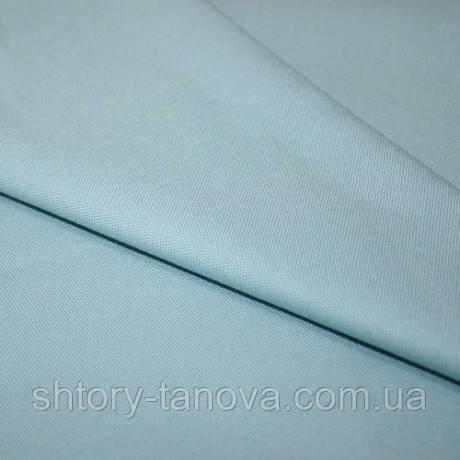 Декор однотон. анна стально-голубой