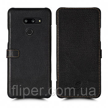 Чехол книжка Stenk Premium для LG G8 ThinQ Чёрный