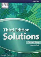 Solutions Elementary 3rd edition (Third edition) Student's Book