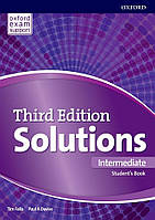 Solutions Intermediate 3rd edition (Third edition) Student's Book