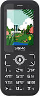 Мобильный телефон Sigma mobile X-style S3500 sKai Dual Sim Black (4827798121610), 2.4 (320х240) TN / клавиатурный моноблок / MediaTek MT6572 / ОЗУ 512