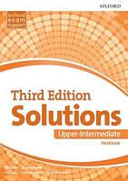 Solutions Upper-Intermediate 3rd edition (Third edition) Workbook