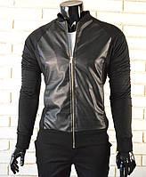 Бомпер мужской, лётная куртка