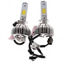 Автомобильные светодиодные LED лампы UKC H4 (1174)