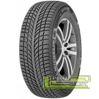 Зимняя шина Michelin Latitude Alpin LA2 255/50 R19 107V XL N0
