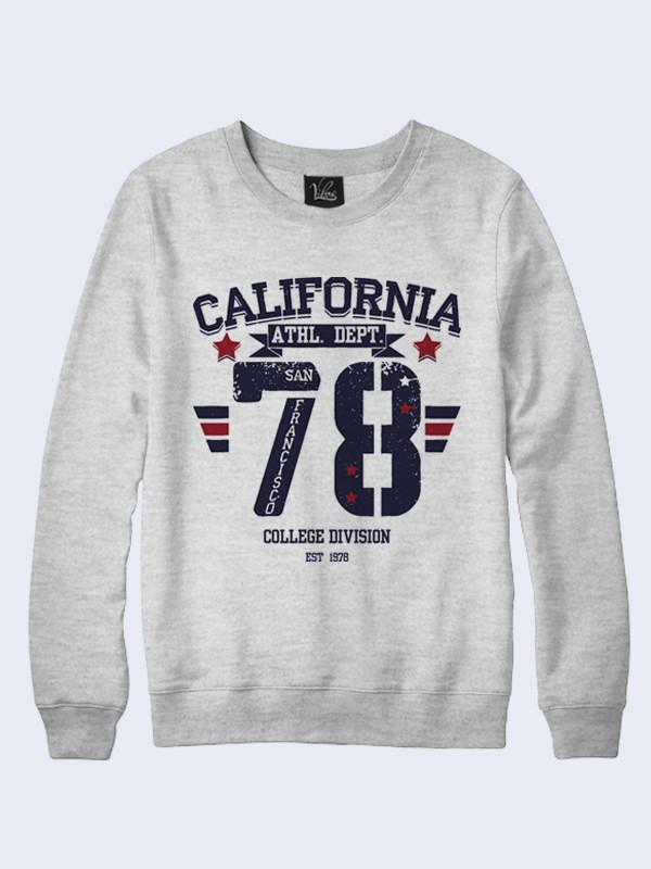 Світшот Каліфорнія США 78