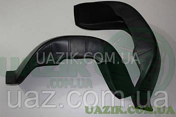 """Локери УАЗ 469 задні (к-т 2 шт.) """"MEGA"""" Захист арок, підкрилки"""