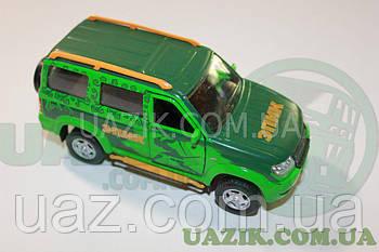 "Модель УАЗ 1/43 PATRIOT ""AUTOTIME"" Епік"