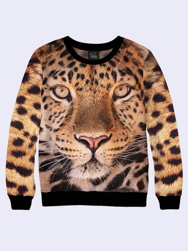 Світшот Морда гепарда