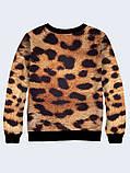 Світшот Морда гепарда, фото 2