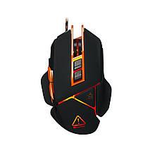Миша Canyon Hazard CND-SGM6N Black/Orange USB