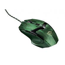 Миша Trust GXT 101D (22793) Jungle Camo USB