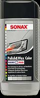 Полироль с воском цветной для кузова Sonax NanoPro 296300 (код 229651)