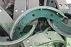 Колодка СТОЯНОЧНОГО тормоза(Колодка ручника) (г. Ульяновск), фото 2