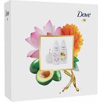 Подарочный набор Dove Вдохновение 250 + 250 мл 2018 арт.2174