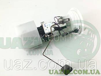 Бензонасос УАЗ HUNTER дв.409 ЕВРО-3,-4 (модуль) с заборником в сб. (ЗАЖИМ)