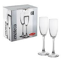 Энотека бокал для шампанского 170гр. 1/6 шт. Pasabahce 44688
