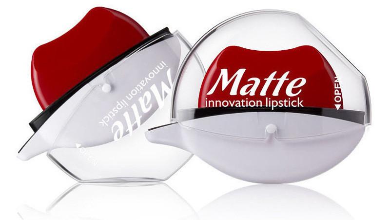 Помада Menow Matte Innovation Lipstick Full Coverage