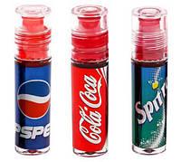Тинт для губ (Cola Coca, Spitre, Pspei)