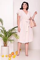 Платье больших размеров Modus Аделиса DONNA 7355