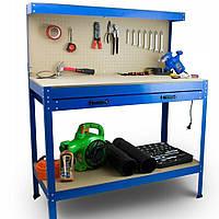 Рабочий стол для инструментов и гаражного оборудования
