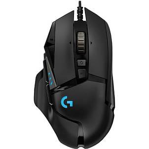 Мышь Logitech G502 Hero (910-005470) Black USB, фото 2