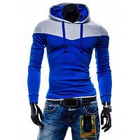 Стильная мужская кофта с капюшоном, худи , фото 1