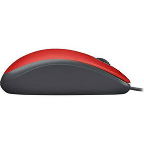 Мышь Logitech M110 Silent (910-005489) Red USB, фото 3