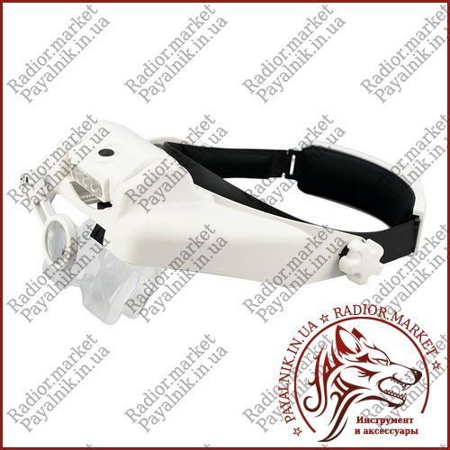 Увеличительные очки (лупа бинокулярная) MG82000M