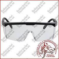 Очки защитные Sigma Fitter поликарбонатные линзы, крепление для подвеса (9410241)