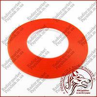 Скотч 3M двосторонній ширина 3мм червоний (0.25 мм, 40м.)