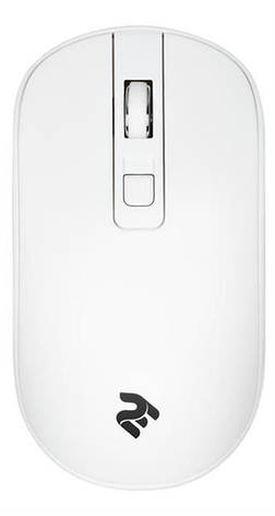 Миша бездротова 2E MF210 WL White (2E-MF210WW) USB, фото 2