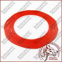 Скотч 3M двосторонній ширина 2мм червоний (0.25 мм, 30м.)