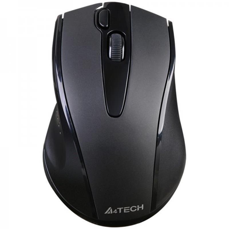 Мышь беспроводная A4Tech G9-500FS Black USB V-Track