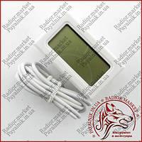 Термометр з виносним датчиком 1.0 м (-50°C до +100°C) (TPM 10)