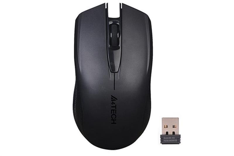 Мышь беспроводная A4Tech G3-760N Black USB V-Track