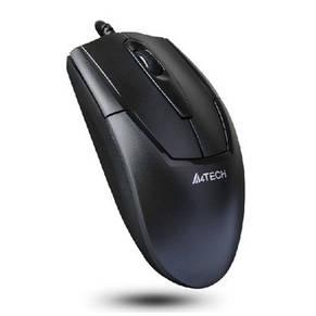 Миша A4Tech OP-540NU Black USB V-Track, фото 3