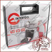 Шуруповерт, викрутка акумуляторна INTERTOOL DT-0301