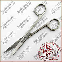 Ножиці операційні прямі гострокінцеві 140мм 1844/15