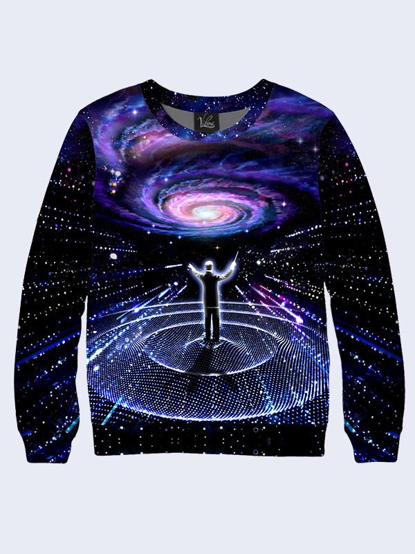 Свитшот Галактический дирижёр
