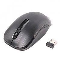 Мышь беспроводная Maxxter Mr-333 Black USB