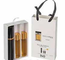 Dolce Gabbana The One for Men edt 3x15ml - Trio Bag