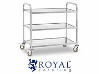 Тележка гастрономическая Royal Catering RCSW 3