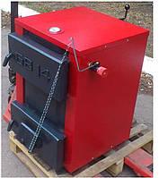 Котел  ХИТЕКО GB 14 кВт с ручной загрузкой топлива