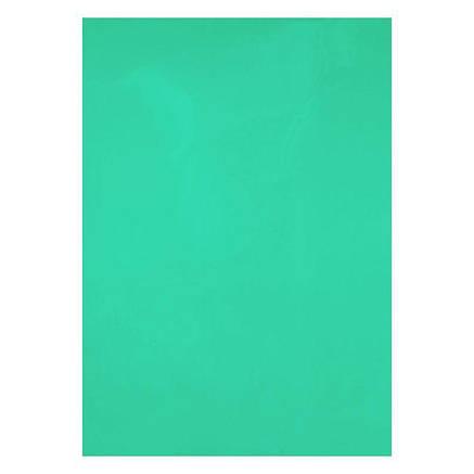 Обложка пластик. прозор.А4, 180мкм (50шт.),зеленая, фото 2