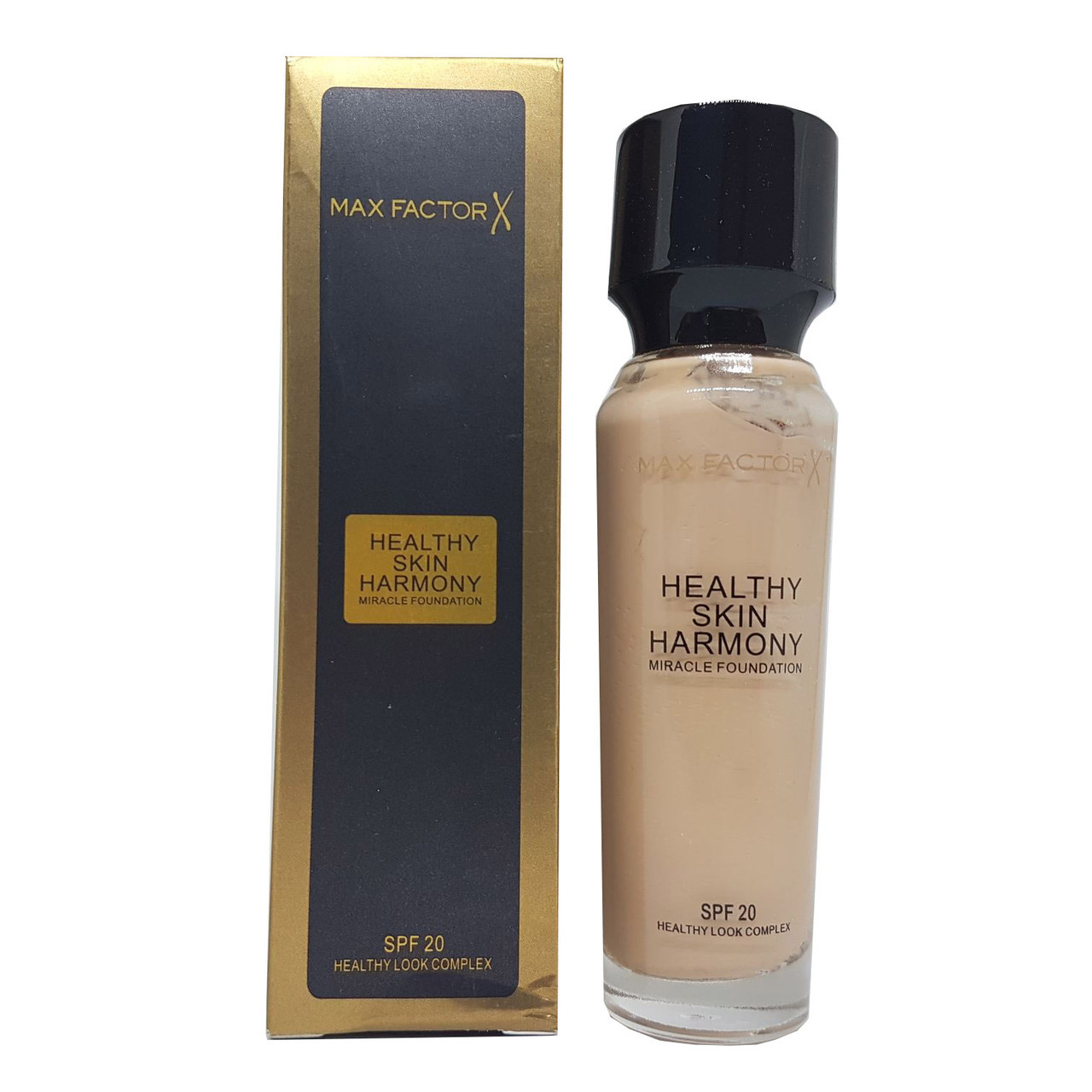 Тональный крем Max Factor Healhthy Skin Harmony (558) 3